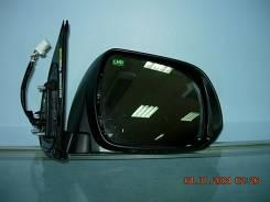Зеркало заднего вида боковое. Toyota Fortuner