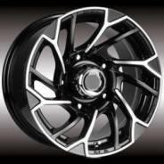 NZ Wheels. 8.0x16, 5x139.70, ET0, ЦО 108,2мм. Под заказ