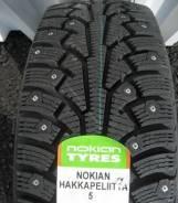 Nokian Hakkapeliitta 5. зимние, шипованные, новый