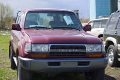 Toyota Land Cruiser. механика, 4wd, 4.2, дизель