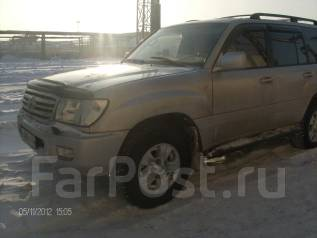 Toyota Land Cruiser. автомат, 4wd, 4.7, бензин