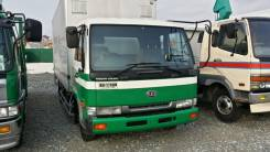 Nissan Diesel. Продается японский грузовик фургон ( будка) 1996 года, 6 925 куб. см., 5 000 кг.