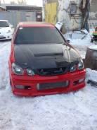 Обвес кузова аэродинамический. Toyota Aristo, JZS160. Под заказ