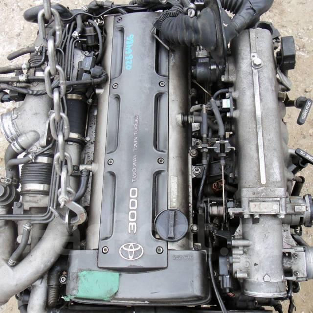 Двигатель + АКПП Toyota 2JZ-GTE Свап комплект