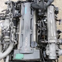 Двигатель в сборе. Toyota Aristo, JZS147 Toyota Supra, JZA80 Двигатель 2JZGTE