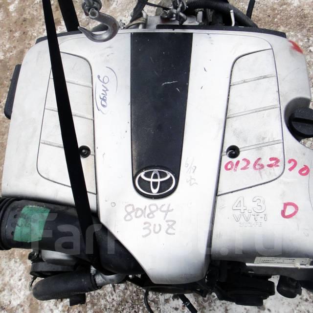 Двигатель + АКПП Toyota 3UZ-FE Свап комплект
