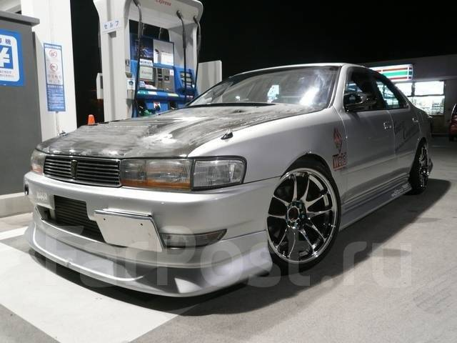 Обвес кузова аэродинамический. Toyota Cresta, GX90, JZX90, JZX91, JZX93, LX90, SX90