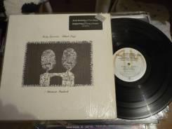 Фрипп + Саммерс / Summers + Fripp - I Advance Masked - 1982 US LP
