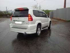 Спойлер. Toyota Land Cruiser Prado, VZJ120W