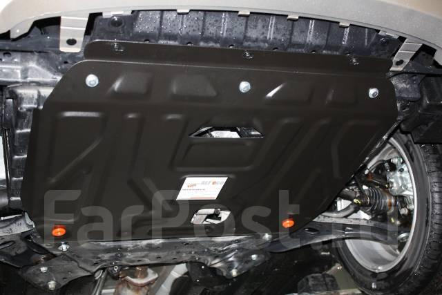 защита двигателя toyota rav4 2014