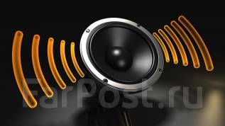 Установка магнитол, колонок, усилителей, шумоизоляция
