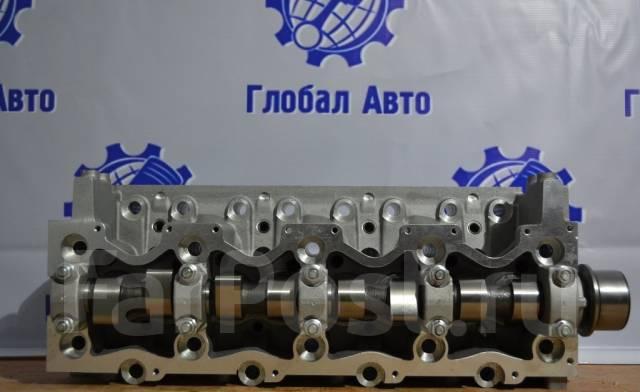 Головка блока цилиндров. Fiat Ducato Двигатель 28