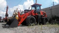Bull. Фронтальный погрузчик HZM BULL SL300, 4 500 куб. см., 3 000 кг.