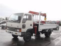 Mitsubishi Canter. 1991 Без пробега, Мостовой манипулятор можно с ПТС, 4 200 куб. см., 3 000 кг. Под заказ