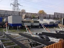КМЗ 8284. Продаю прицеп для грузов, снегоходов, лодок до5.5м, 575 кг.
