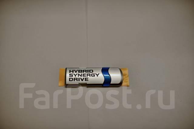 Эмблема. Toyota Prius, NHW20, ZVW40