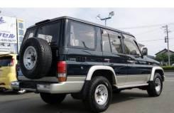 Toyota Land Cruiser Prado. 78, 1KZTE