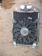 Вентилятор радиатора кондиционера. Suzuki Escudo, TD62W Двигатель H25A