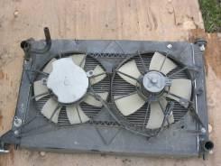 Радиатор охлаждения двигателя. Toyota Caldina, AZT241, AZT241W, AZT246, AZT246W Двигатель 1AZFSE