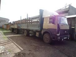 МАЗ 53366. Продается тентованный фургон или меняю на легковой авто, 14 860куб. см., 10 000кг.
