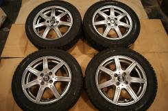 Комплект зимних колес с Manaray Sport #165. 5.5x15 4x100.00 ET45 ЦО 67,0мм.