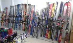 Продажа прокат лыжи, сноуборды, ботинки.