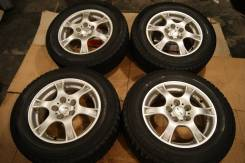Комплект зимних колес Rial (#151). 6.5x15 5x112.00 ET45 ЦО 56,0мм.