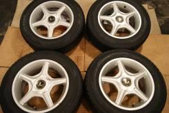 Комплект зимних колес Leben DSX #164. 6.5x15 5x100.00, 5x114.30 ET45