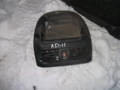 Консоль панели приборов. Nissan AD Van, VY11 Nissan AD, VY11 Двигатель QG13DE