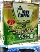 Moly Green. Вязкость 0W20, синтетическое