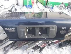 Накладка на дверь багажника. Nissan Pulsar, FN14