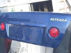 Крышка багажника. Toyota Altezza, GXE10