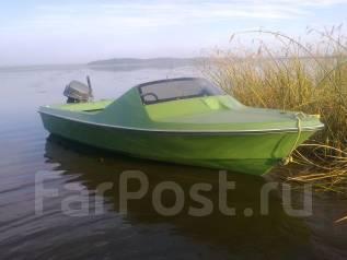 Продается новая моторная лодка G 14. Год: 2018 год, длина 4,20м., двигатель подвесной