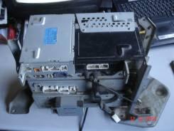 Блок управления навигацией. Toyota Crown Majesta, UZS155
