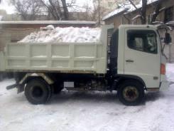 Уборка придомовых территорий , вывоз снега.