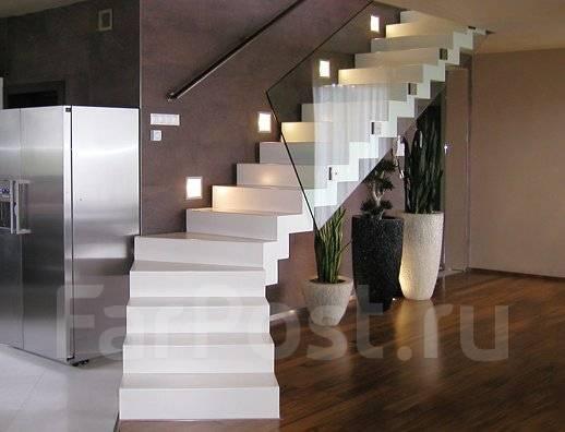 Хит сезона - лестницы из бетона!