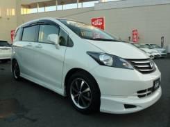 Обвес кузова аэродинамический. Honda Freed, GB3, GB4