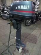 Yamaha. 2х тактный, бензин, нога S (381 мм), Год: 2004 год