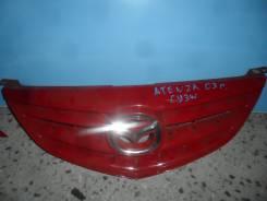 Решетка радиатора. Mazda Atenza Sport, GY3W Mazda Atenza Sport Wagon, GY3W Двигатель L3VE