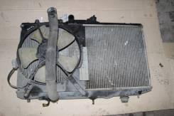 Патрубок радиатора. Toyota Sprinter Marino, AE101 Двигатель 4AFE