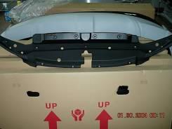 Дефлектор радиатора. Toyota Land Cruiser Prado, GRJ151, GRJ150, TRJ150, TRJ150W Двигатели: 1GRFE, 2TRFE