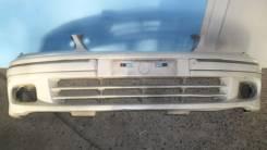 Бампер. Nissan Bluebird Sylphy, QNG10 Двигатель QG18DE