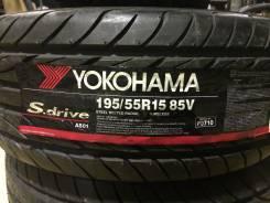 Yokohama S.Drive. Летние, 2013 год, без износа, 4 шт