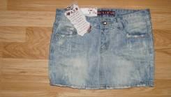 Юбки джинсовые. 42