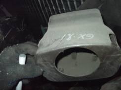Панель рулевой колонки. Toyota Mark II, GX81
