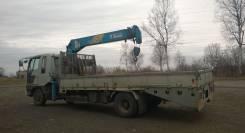 Эвакуация автомобилей, перевозка грузов