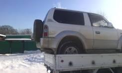 Стекло боковое. Toyota Land Cruiser Prado, KZJ900011767