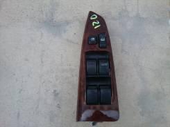 Кнопки двери. Toyota Corolla Spacio, NZE121N Двигатель 1NZFE