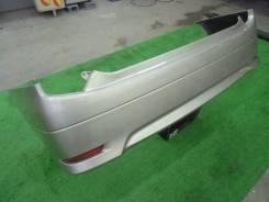 Бампер задний Nissan Elgrand E52