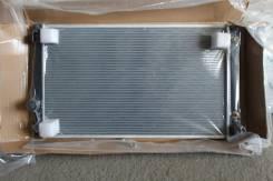 Радиатор охлаждения двигателя. Toyota Vanguard, ACA33W Двигатель 2AZFE